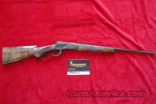 Model 53*LTD EDTN*  32/20* NIB  Guns > Rifles > Browning Rifles > Lever Action