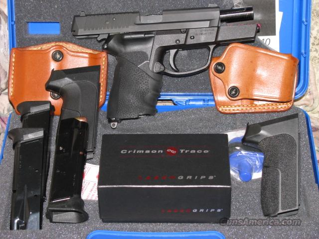 Sig Sauer SP2340 With Laser Grips Plus Extras LNew  Guns > Pistols > Sig - Sauer/Sigarms Pistols > 2340