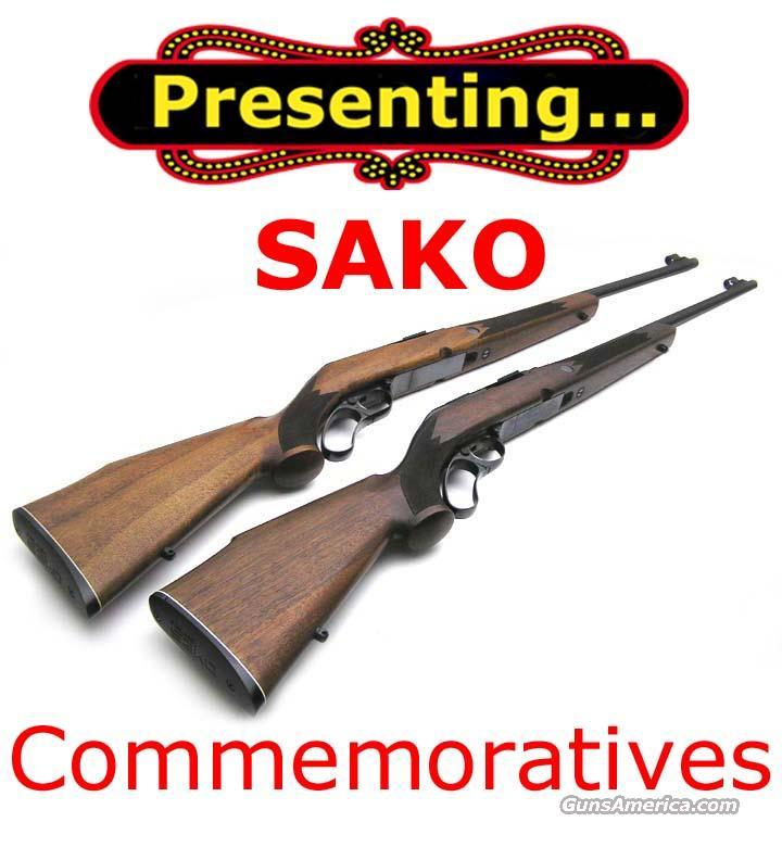 Sako FinnWolf Commemoratives  Guns > Rifles > Sako Rifles
