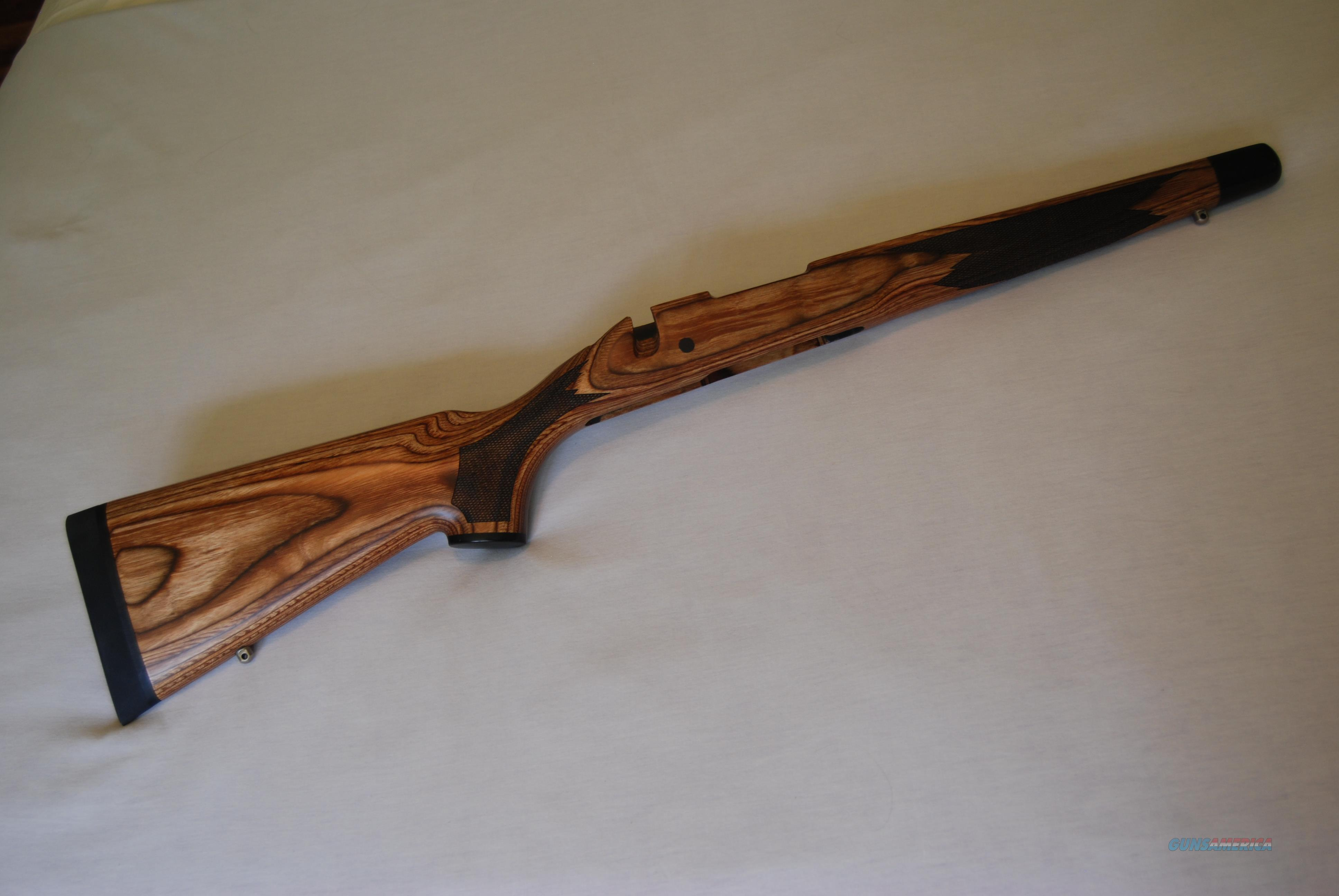 Remington 700 mountain rifle laminated stock for Laminated wood for sale