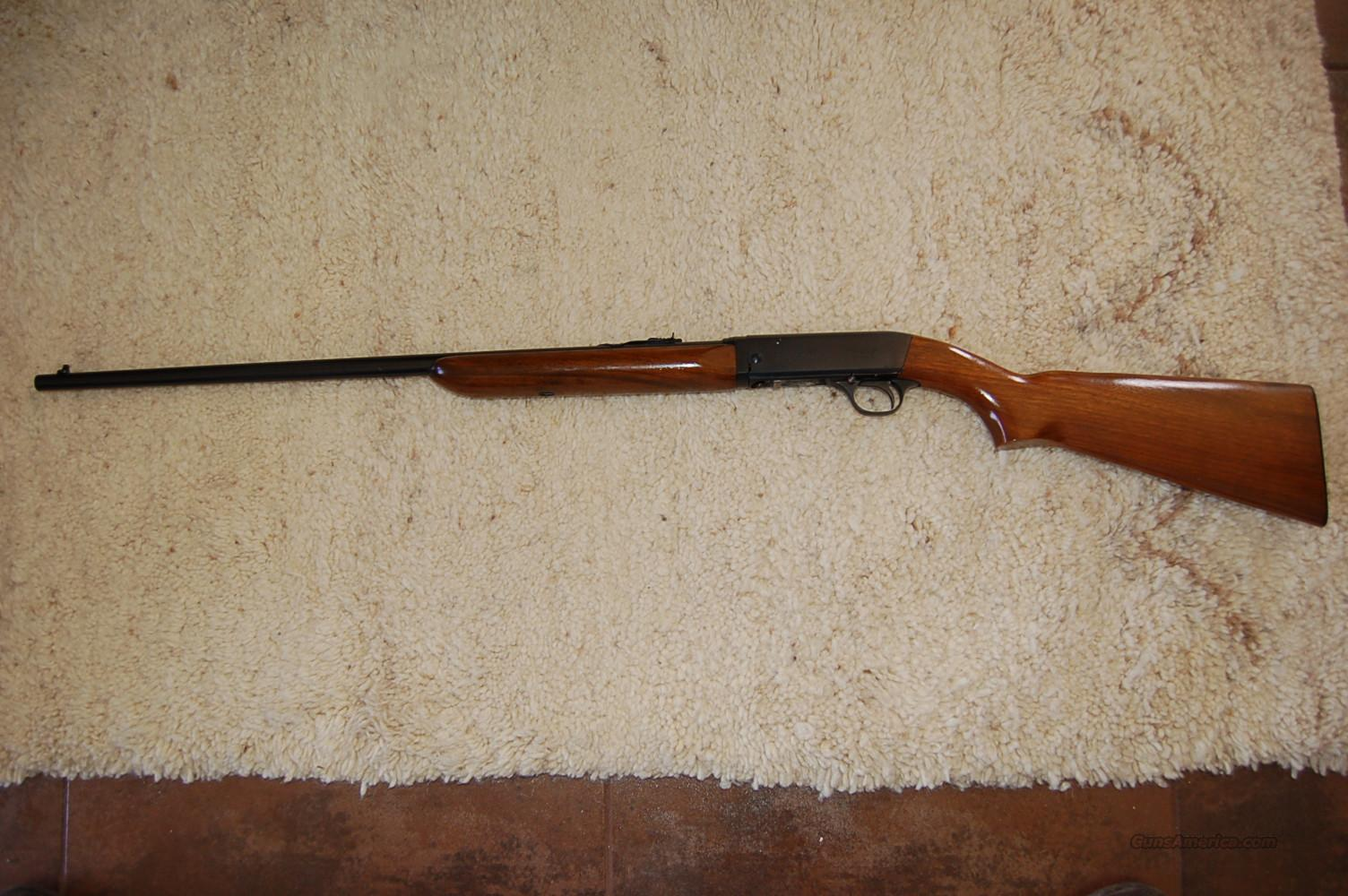 Remington Model 241 Speedmaster  Shooting Gallery rifle  Guns > Rifles > Remington Rifles - Modern > Non-Model 700