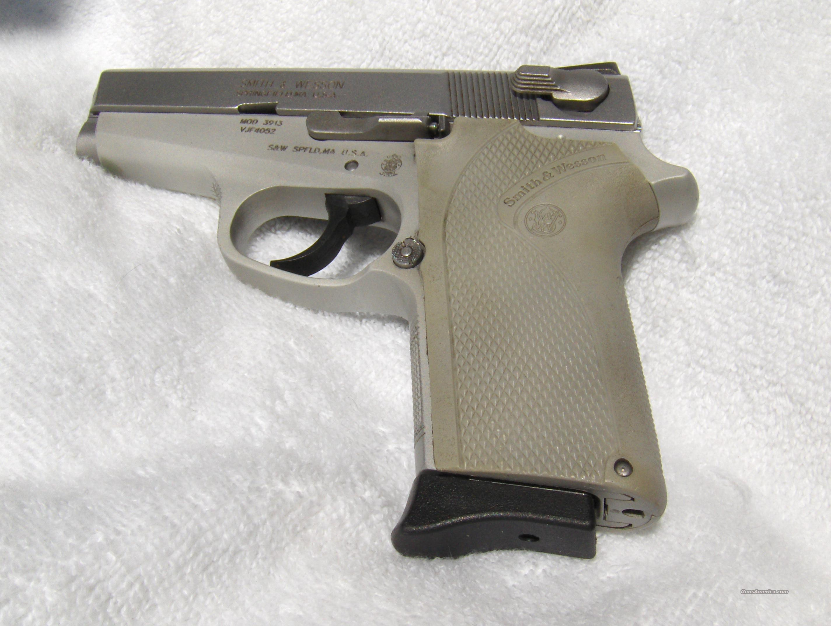 "S&W ""Lady Smith"" 9mm  Guns > Pistols > Smith & Wesson Pistols - Autos > Polymer Frame"