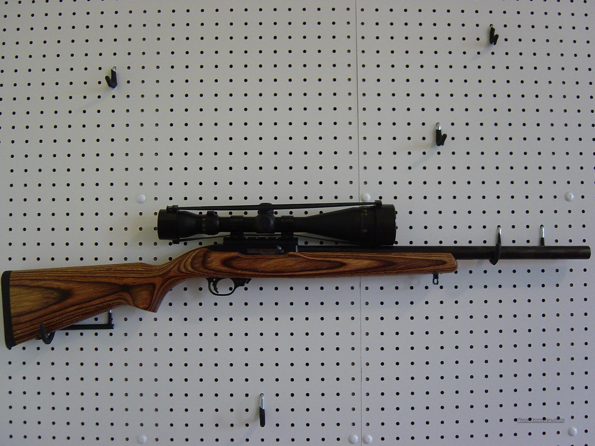 Ruger 10-22 Carbine  Guns > Rifles > Ruger Rifles > 10-22