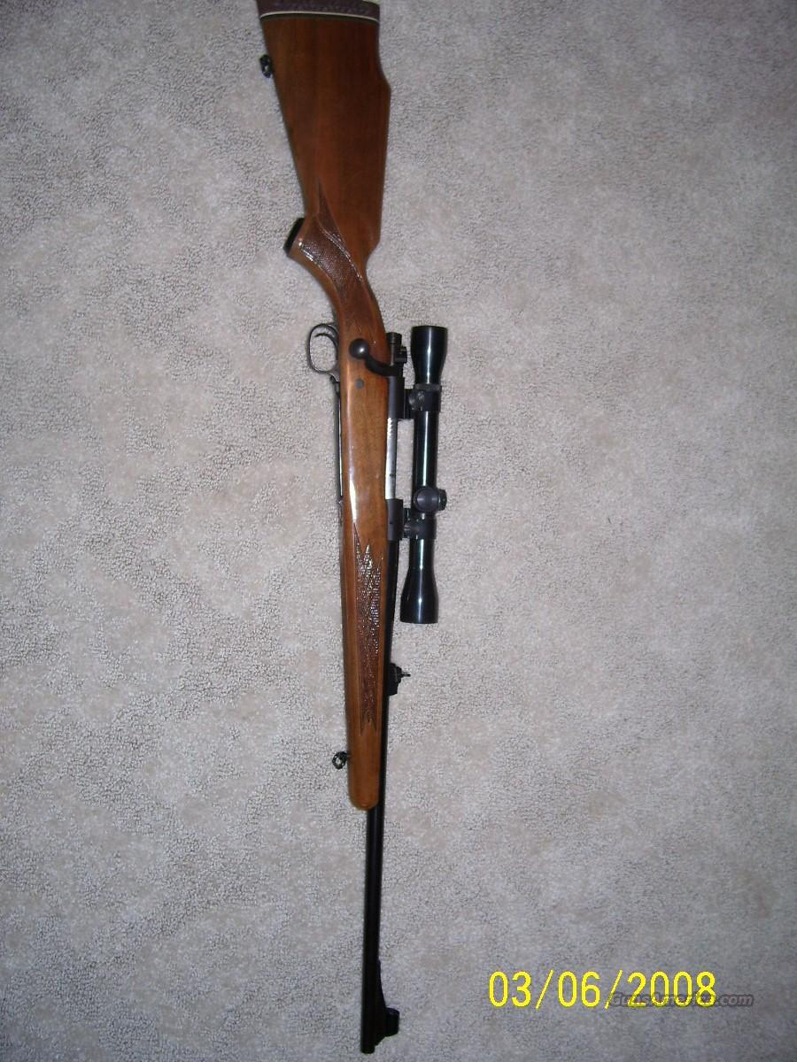 Winchester Model 70  Guns > Rifles > Winchester Rifles - Modern Bolt/Auto/Single > Model 70 > Post-64