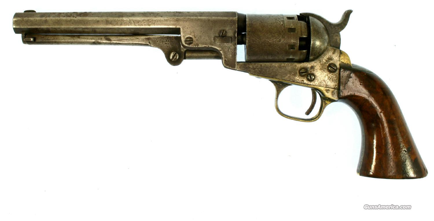 MANHATTAN FIREARMS REVOLVER  Guns > Pistols > Antique (Pre-1899) Pistols - Perc. Misc.