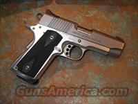 RARE KIMBER COMPACT .45 ALUM/STAINLESS EARLY SERIES 1 NITE SIGHTS  Guns > Pistols > Kimber of America Pistols
