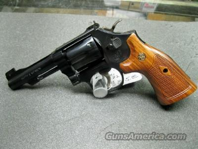 Smith Wesson Model 48 classic .22mag  Guns > Pistols > Smith & Wesson Revolvers > Full Frame Revolver