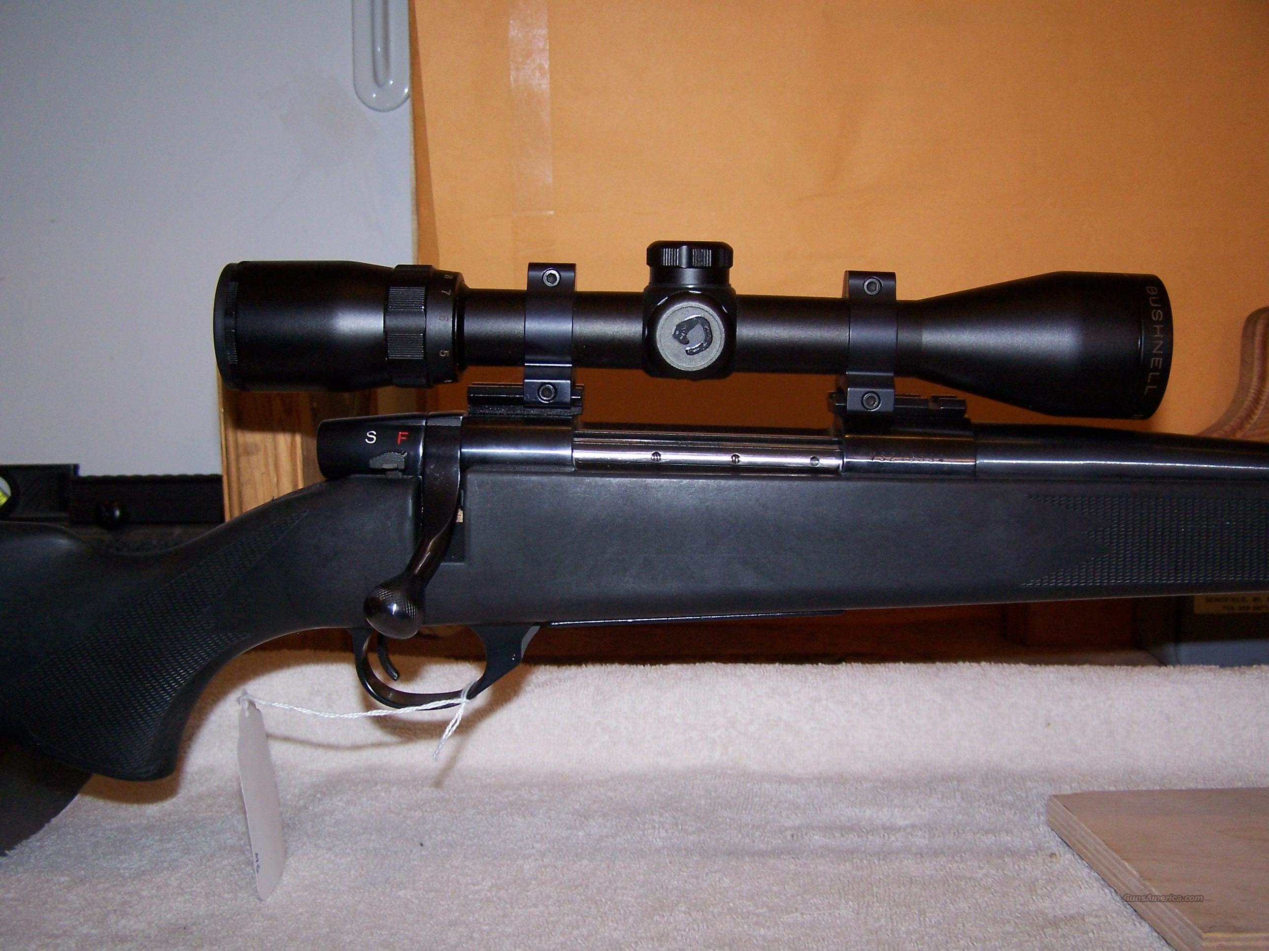 Weatherby Vanguard  Guns > Rifles > Weatherby Rifles > Sporting