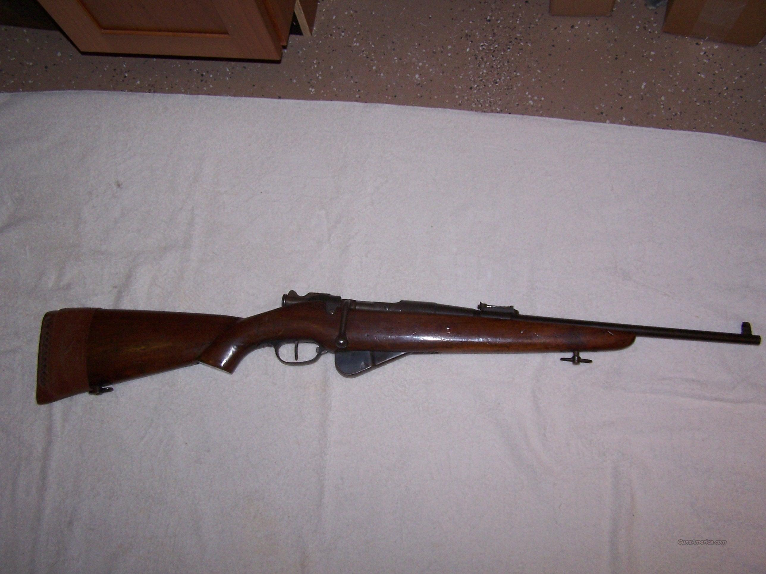 LeBel Carbine  Guns > Rifles > Military Misc. Rifles Non-US > Other