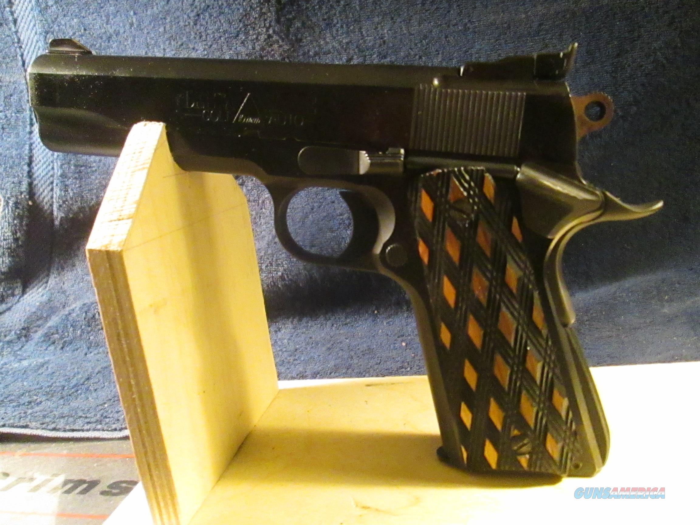Colt Delta Elite  Guns > Pistols > Colt Automatic Pistols (1911 & Var)
