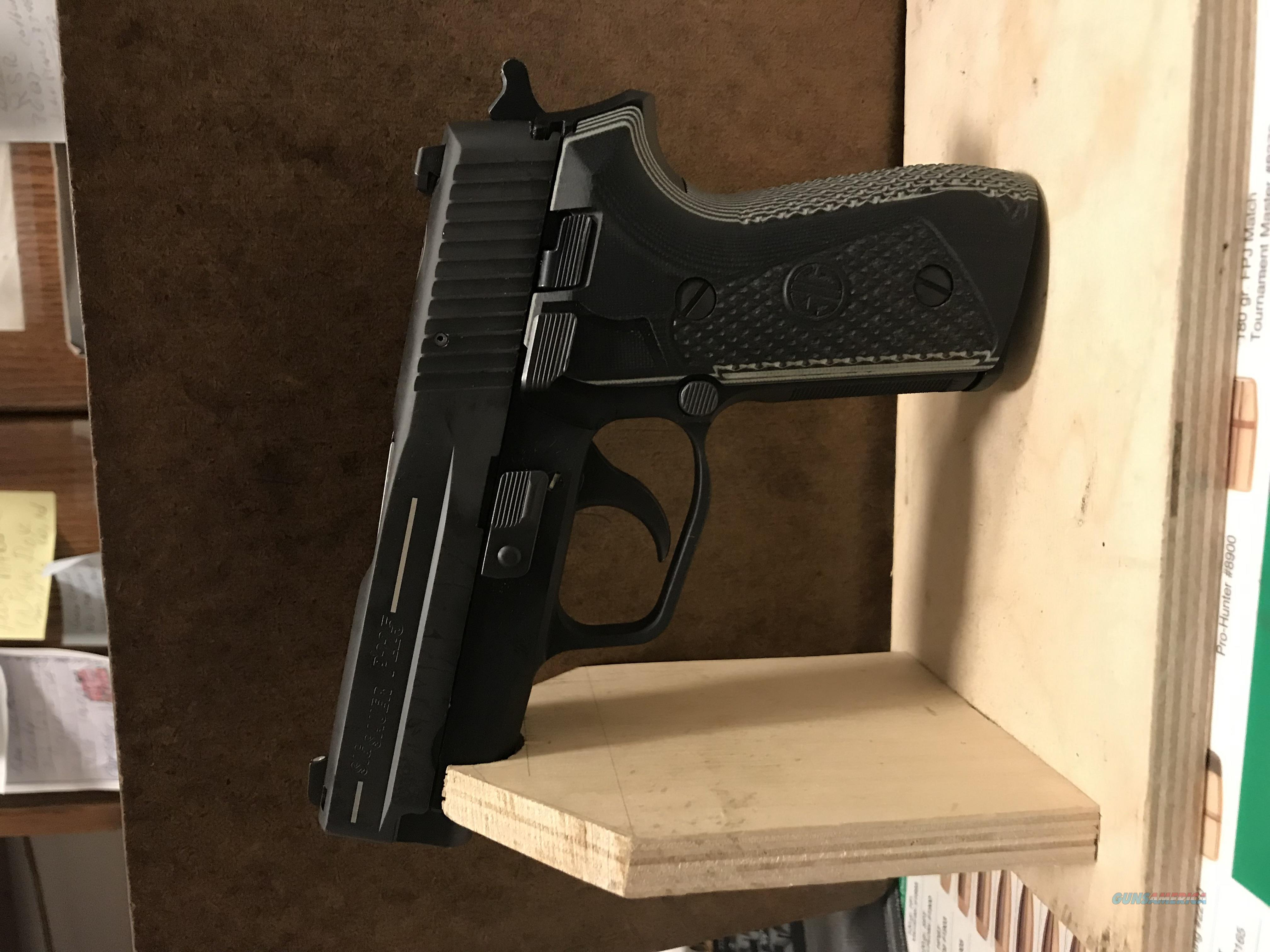 Sig 225A-1 9mm  Guns > Pistols > Sig - Sauer/Sigarms Pistols > Other