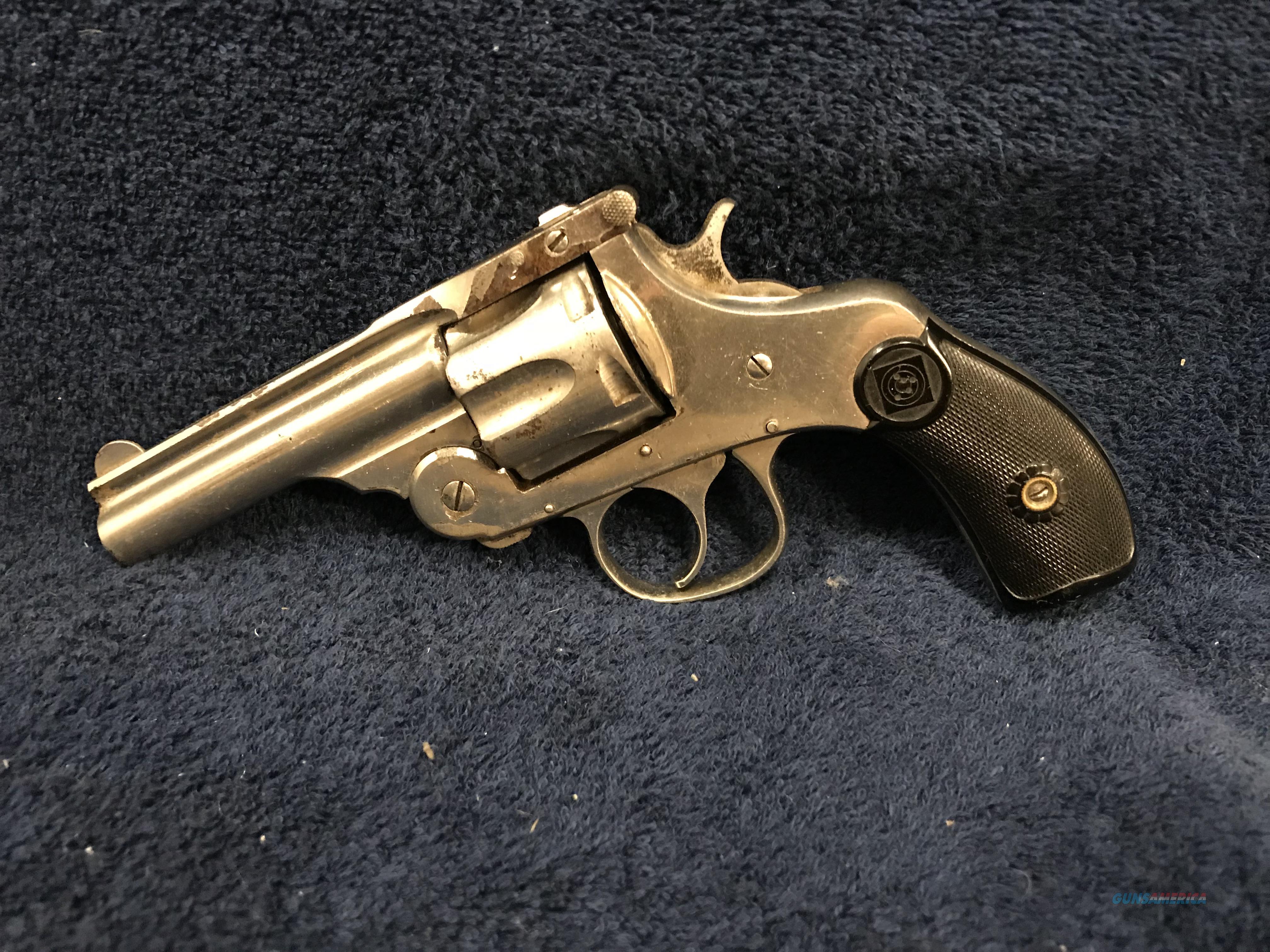 Harrington & Richardson mod. 1880  Guns > Pistols > Harrington & Richardson Pistols