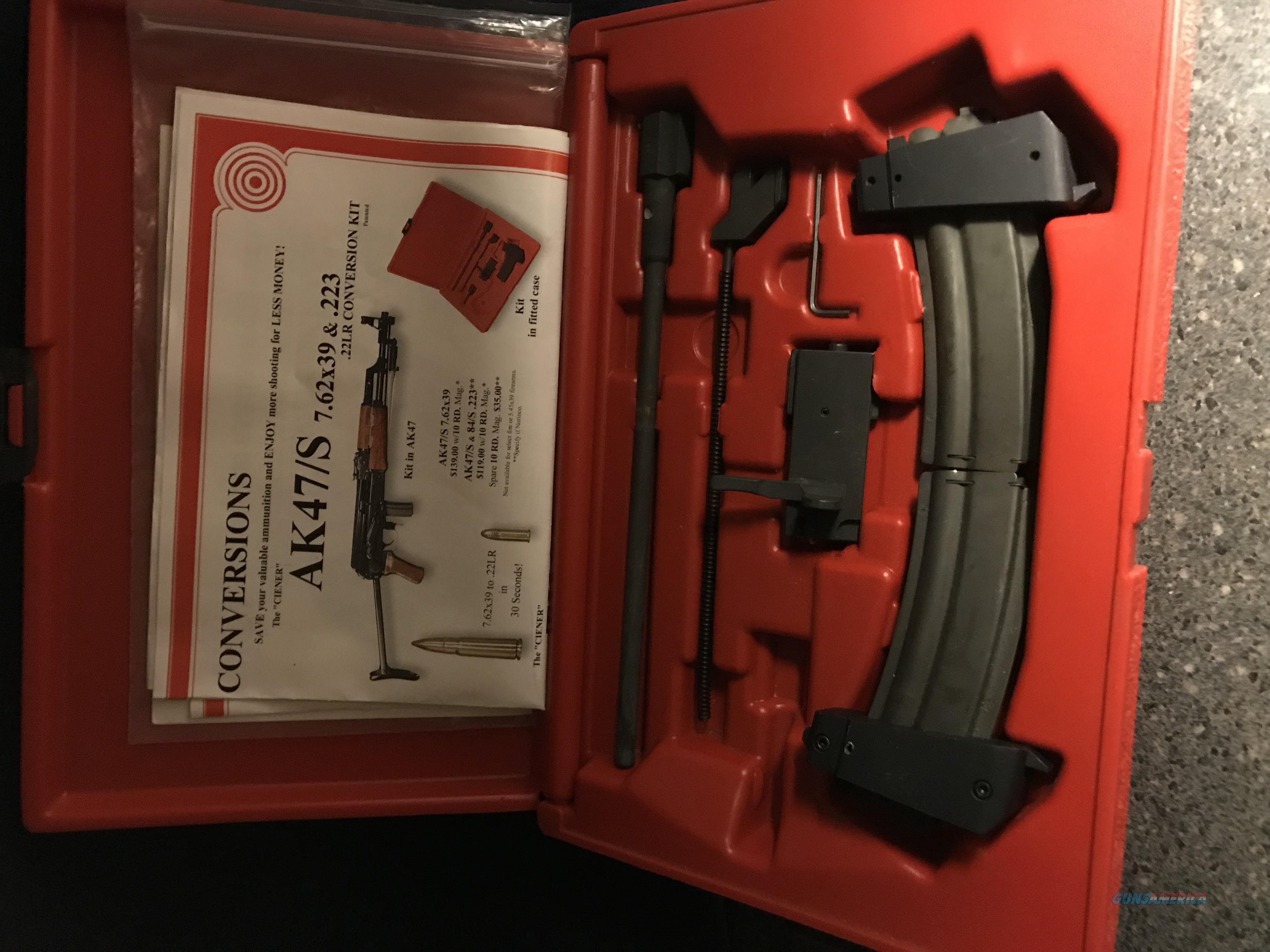 AK-47 22 conversion  Non-Guns > Miscellaneous