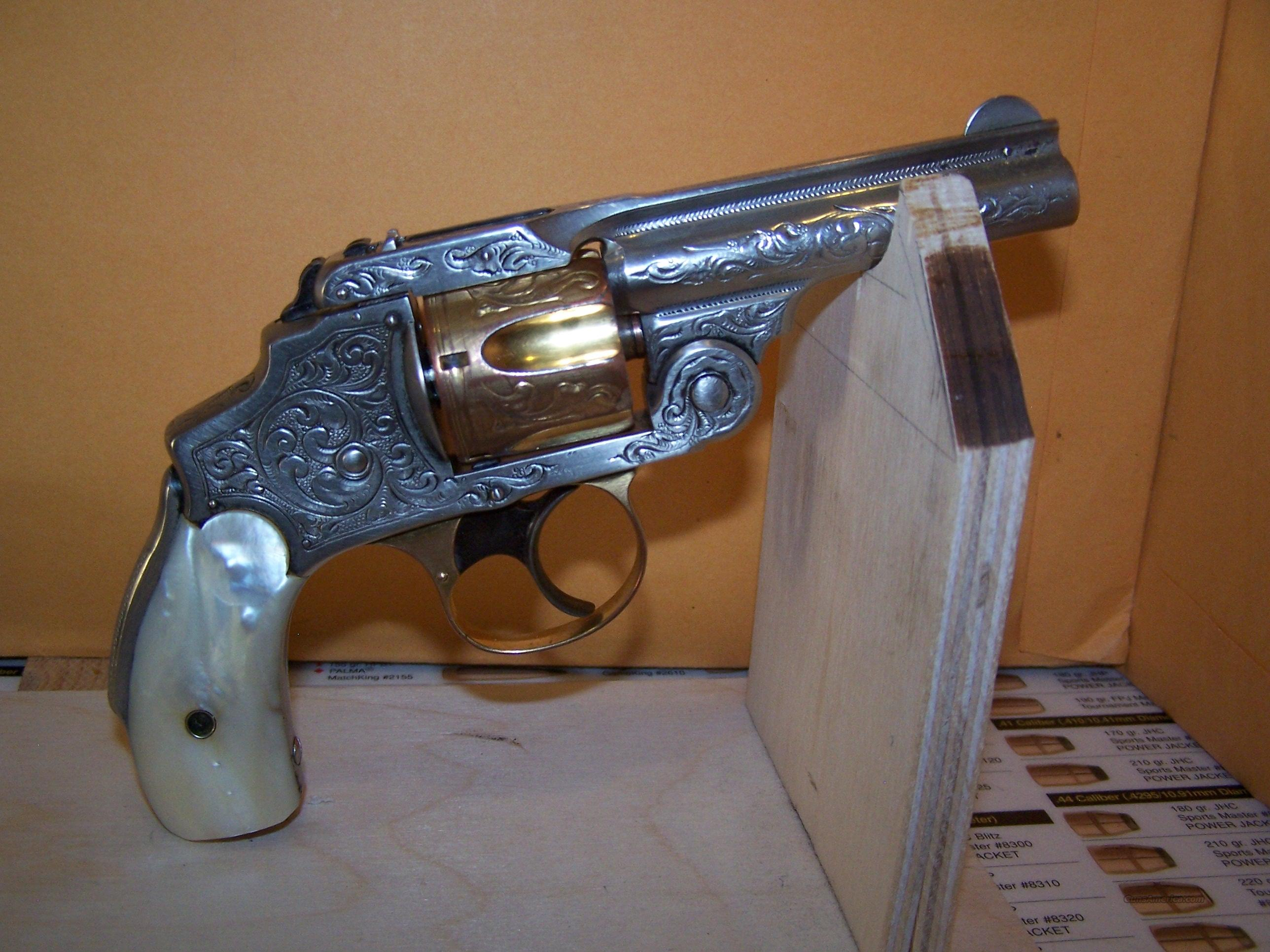 "Smith & Wesson ""LEMON SQUEEZER""  Guns > Pistols > Smith & Wesson Revolvers > Pre-1899"