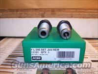 RCBS 223  Reloading Dies.  Non-Guns > Reloading > Equipment > Metallic > Dies