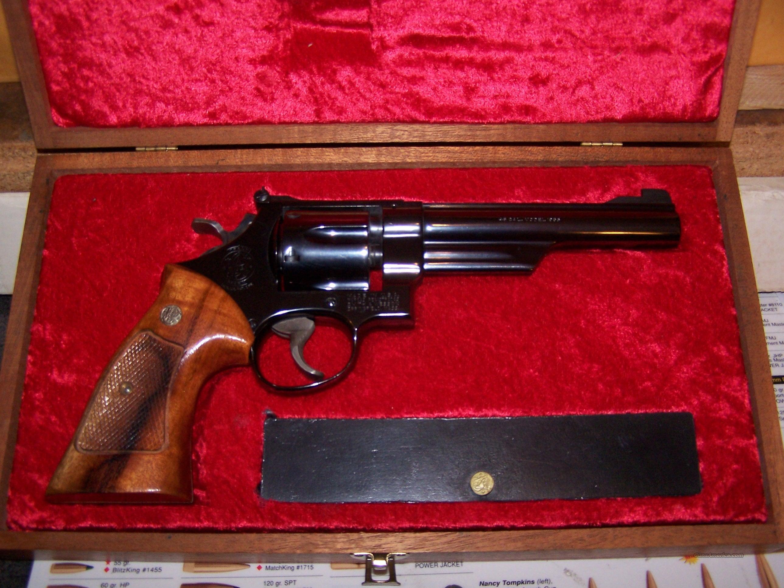 Smith & Wesson  25-2, Model 1955  Guns > Pistols > Smith & Wesson Revolvers > Full Frame Revolver