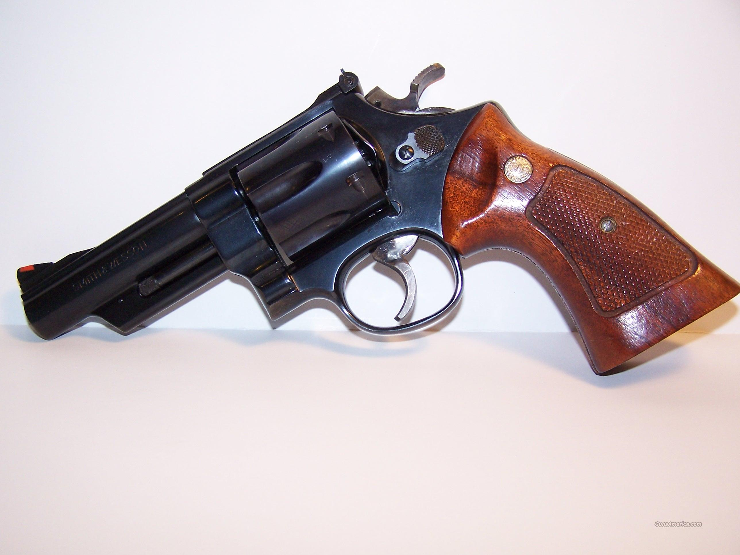 Smith & Wesson Mod. 57-  Guns > Pistols > Smith & Wesson Revolvers > Full Frame Revolver