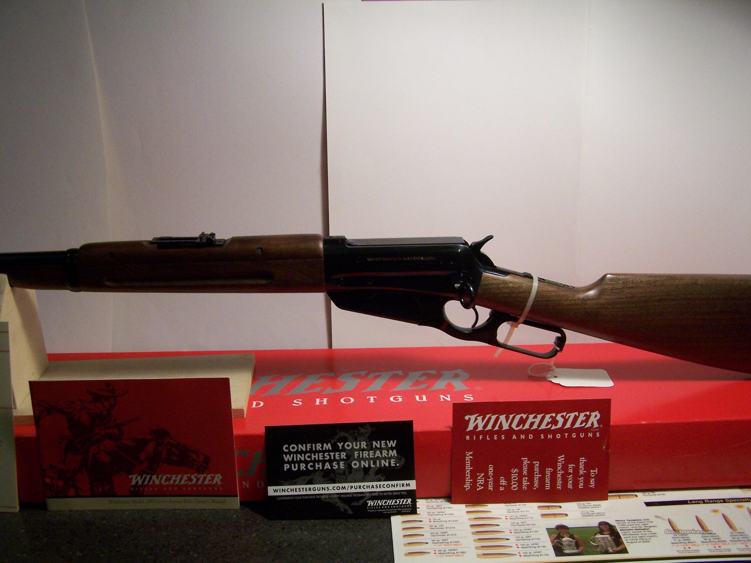 Winchester 1895 Saddle Riing Carbine.  Guns > Rifles > Winchester Replica Rifle Misc.