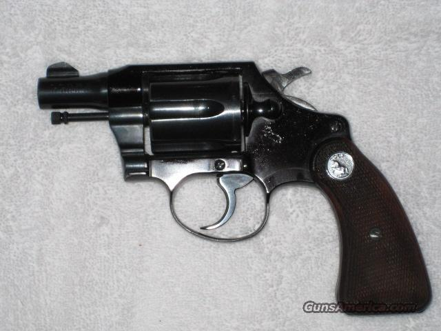 COLT COBRA 1ST EDITION  Guns > Pistols > Colt Double Action Revolvers- Modern