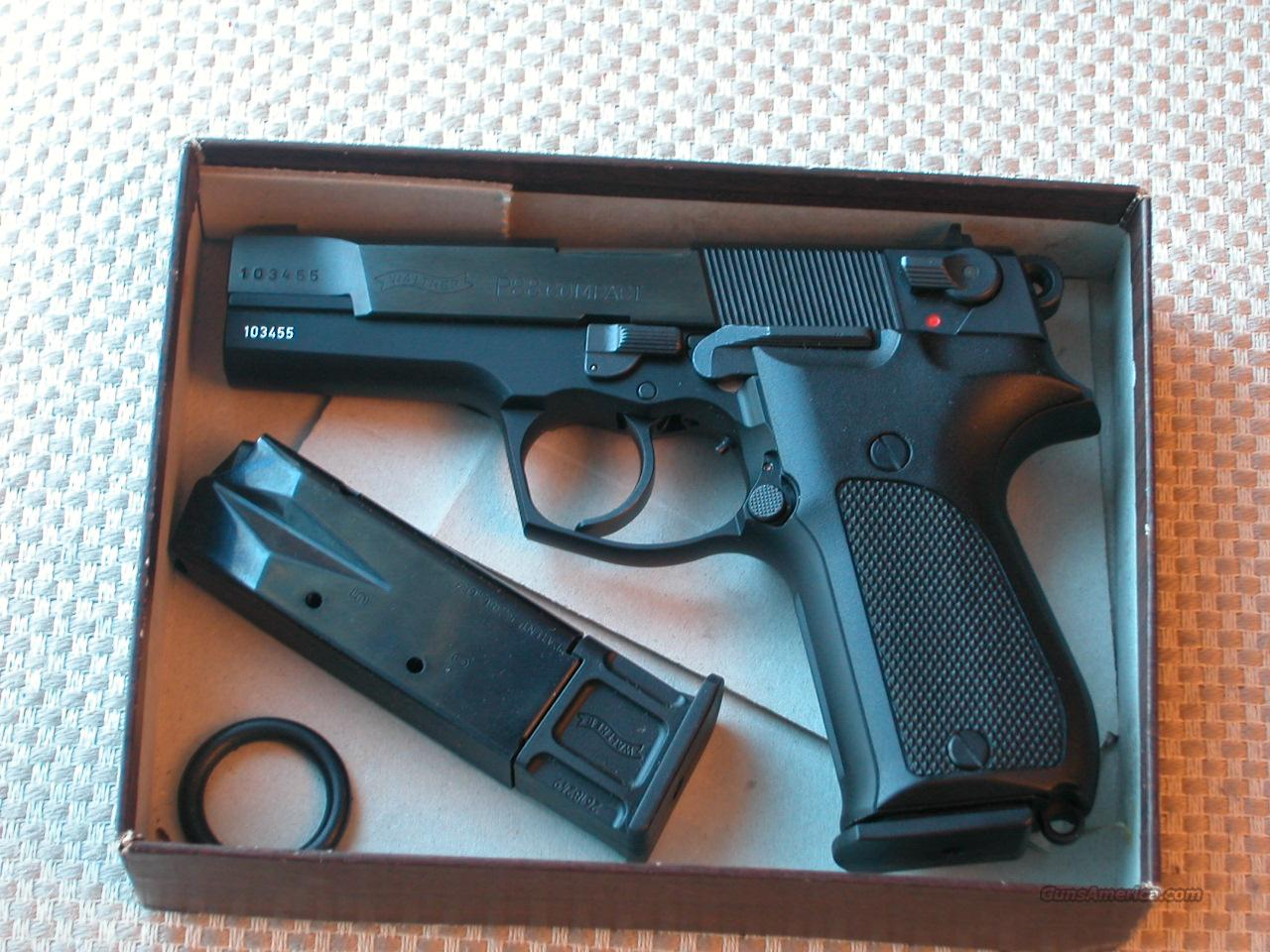 LNIB Mint Walther P88C Compact 9mm  Guns > Pistols > Walther Pistols > Post WWII > Large Frame Autos