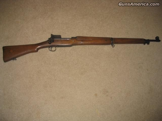 Winchester P-14  Guns > Rifles > Military Misc. Rifles Non-US