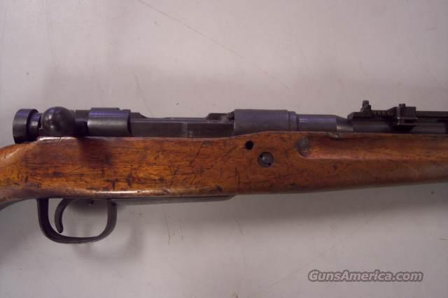 Japanese Arisaka T-99 7.7X58 Rifle  Guns > Rifles > Military Misc. Rifles Non-US > Other