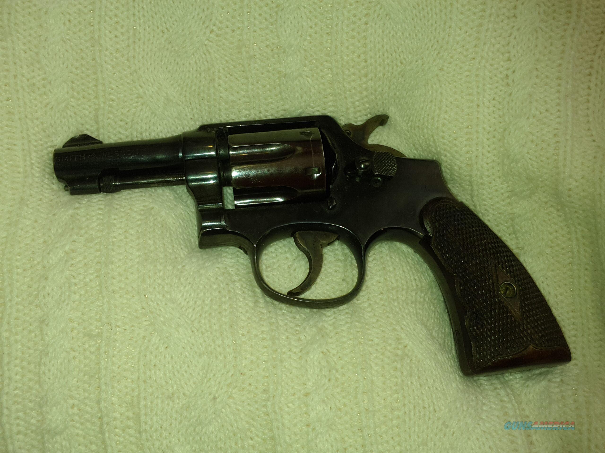 38 cal s w revolver used victory 10 model for sale. Black Bedroom Furniture Sets. Home Design Ideas
