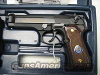FBI National Academy Beretta 92FS  Guns > Pistols > Beretta Pistols > Model 92 Series