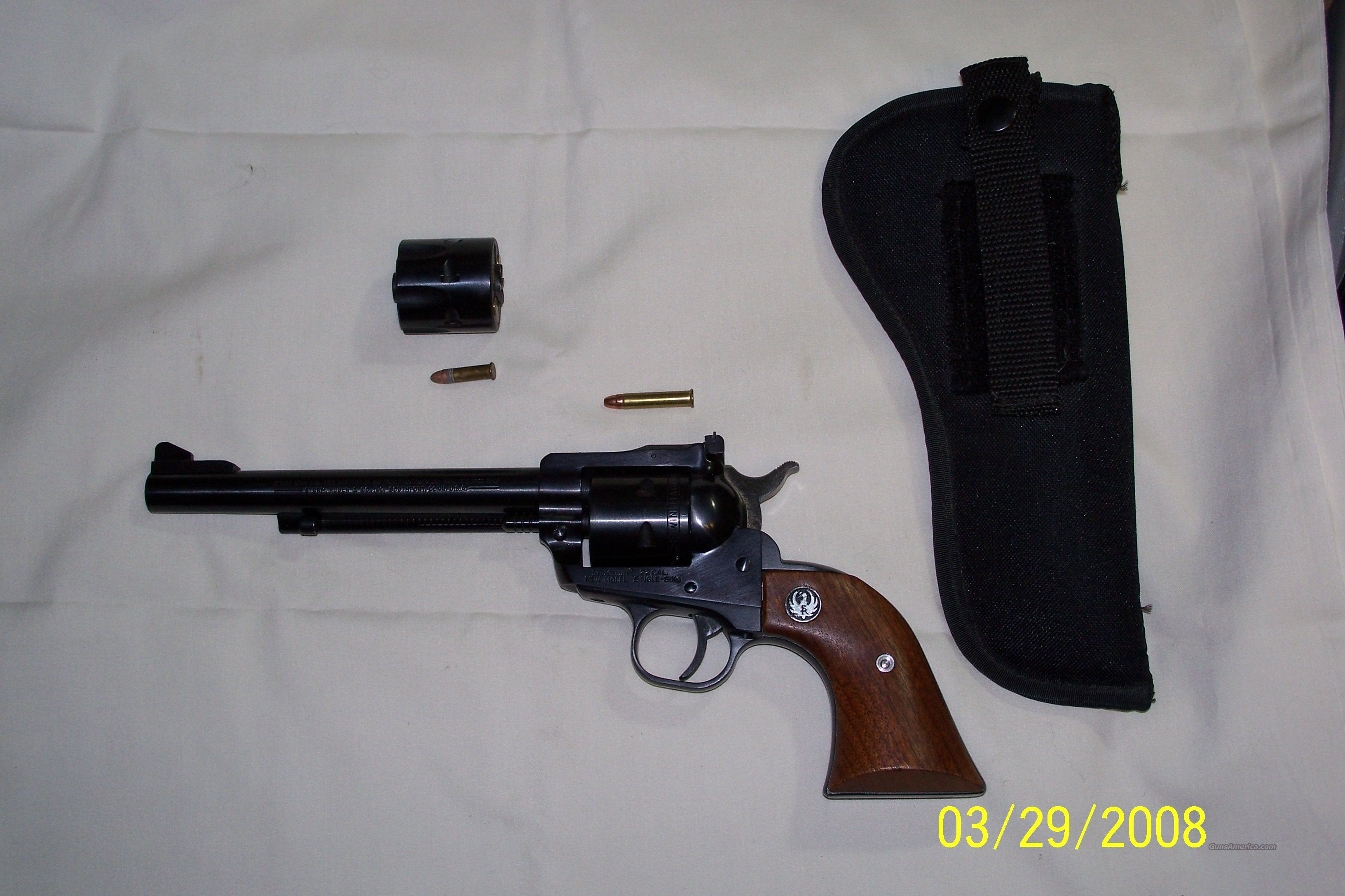 Ruger Super Six Covertible (New Model)  Guns > Pistols > Ruger Single Action Revolvers > Single Six Type
