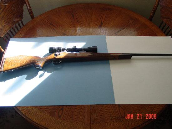 Weatherby Mark V  Guns > Rifles > Weatherby Rifles > Sporting