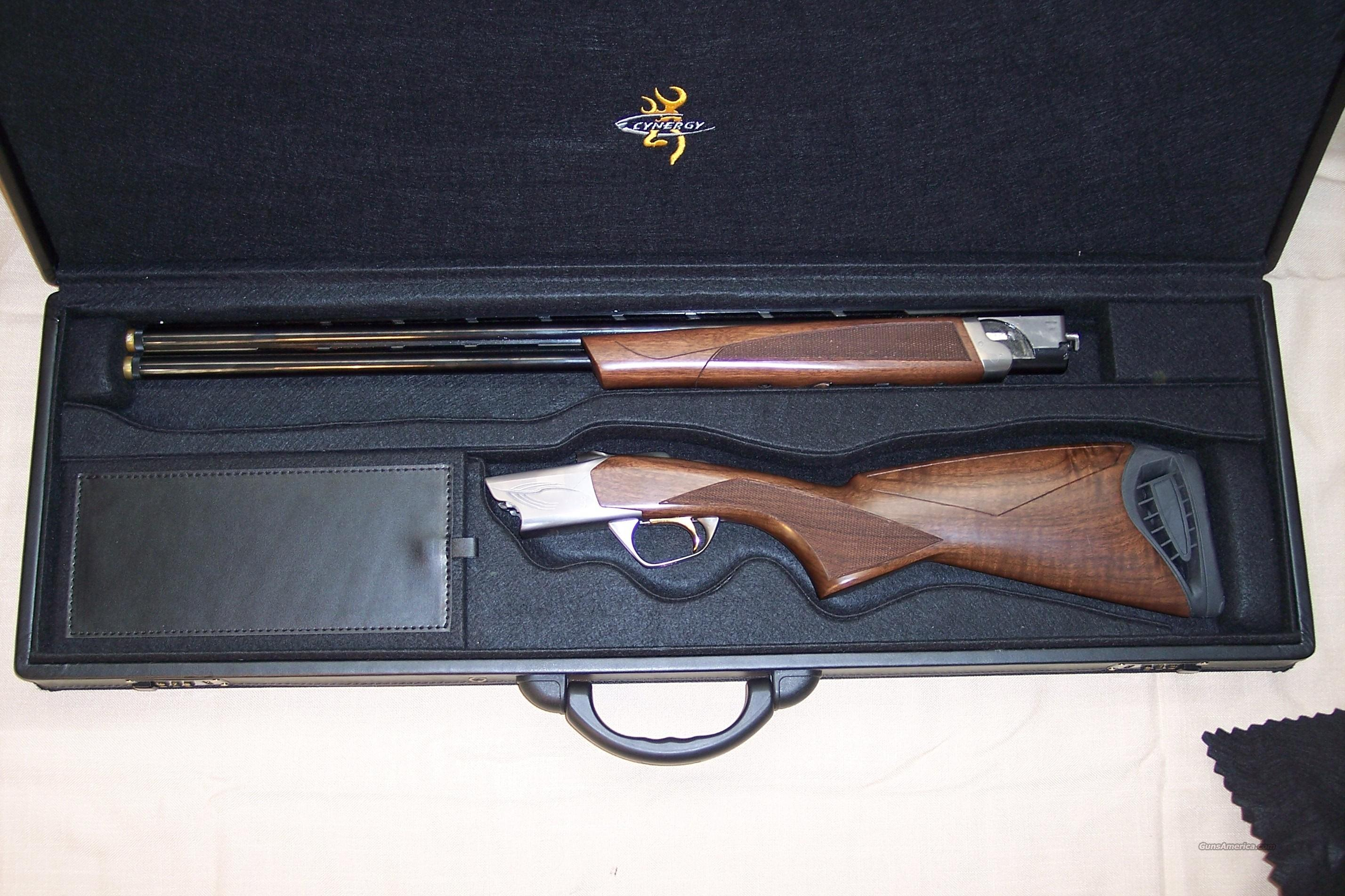 Browning Cynergy 28 Ga. field  Guns > Shotguns > Browning Shotguns > Over Unders > Cynergy > Hunting