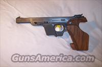 Walther OSP Olympic Rapid Fire 22 short  Guns > Pistols > Walther Pistols > Post WWII > Target Pistols