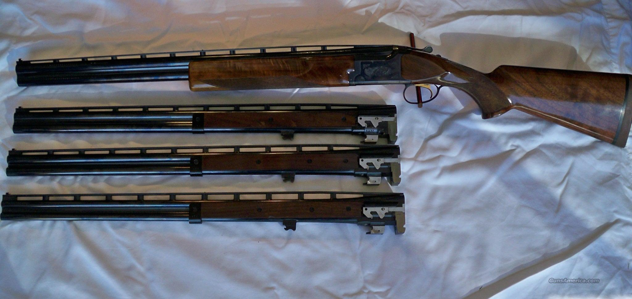 Browning Citori 4 - Barrel Set  Guns > Shotguns > Browning Shotguns > Over Unders > Citori > Trap/Skeet