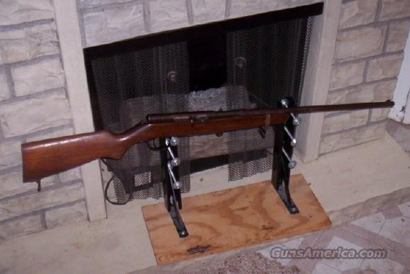 Marlin Ranger 37A  Guns > Rifles > Marlin Rifles > Modern > Semi-auto