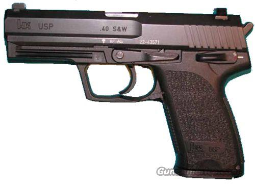 HK full size .40SW Green furniture  Guns > Pistols > Heckler & Koch Pistols > Polymer Frame