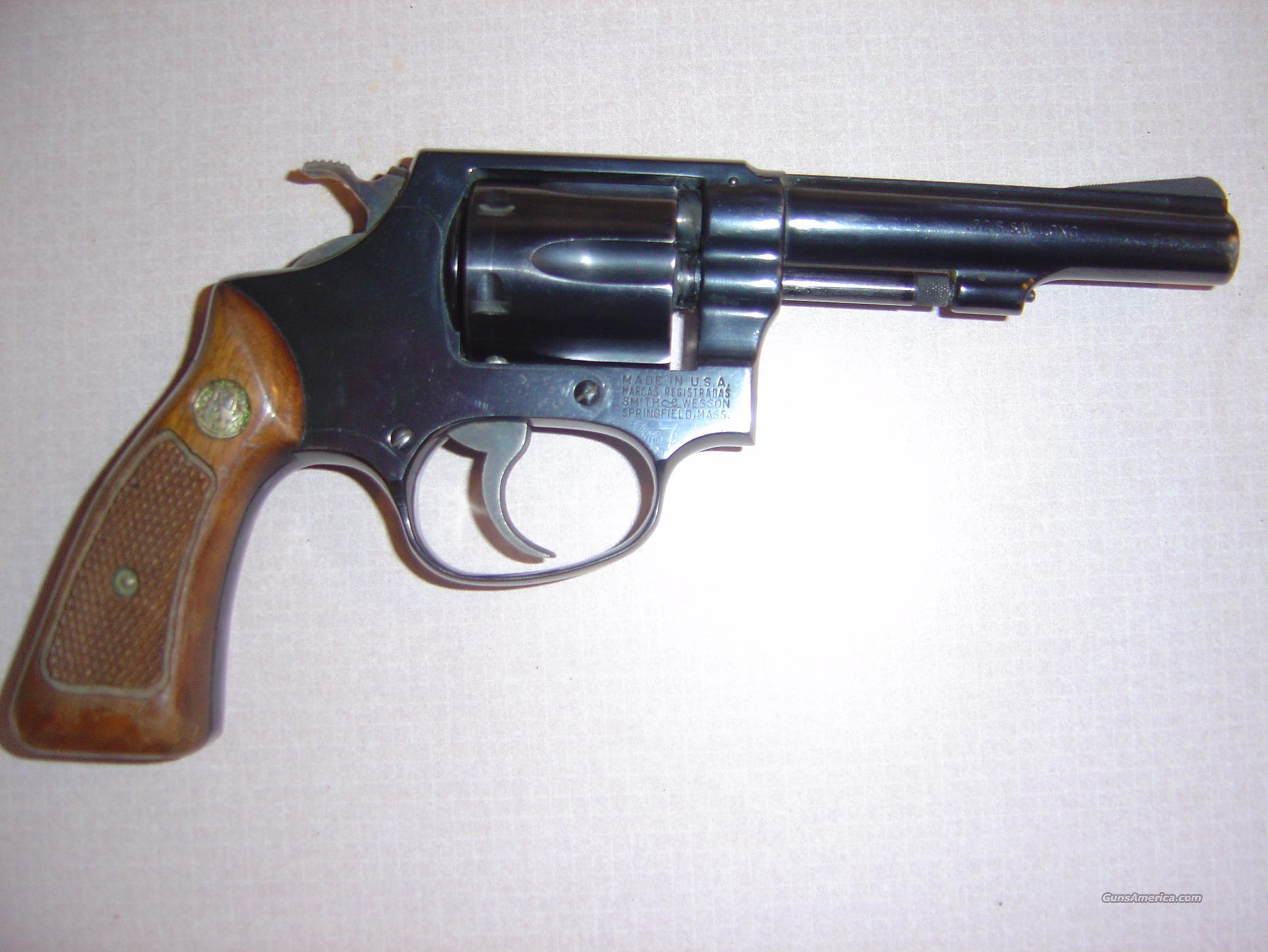 smith and wesson .32 calibur model 31-1 RARE great condition  Guns > Pistols > Smith & Wesson Revolvers > Pre-1945