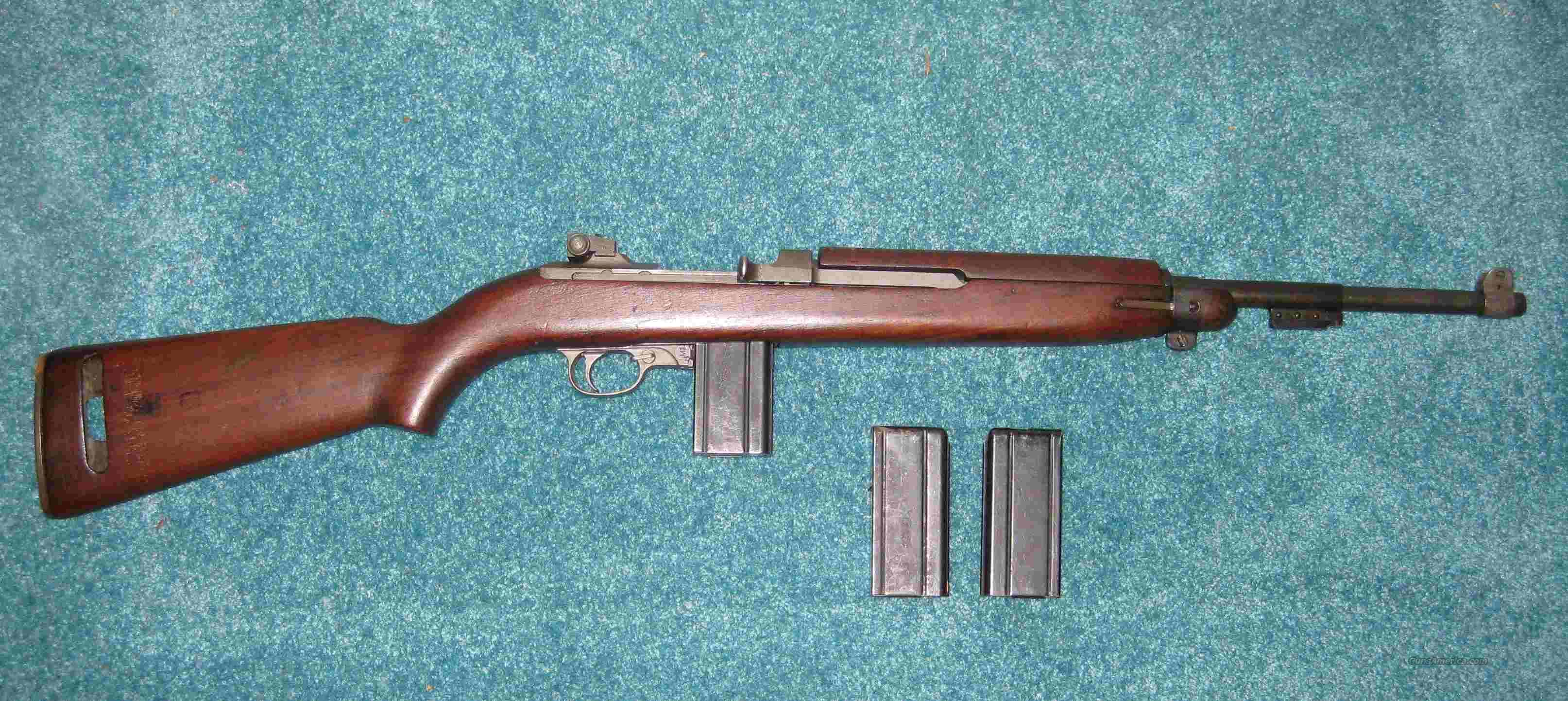 M1 CARBINE Military Issue  Guns > Rifles > Military Misc. Rifles US > M1 Carbine