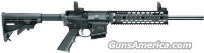 "Smith & Wesson S&W M&P 15FT 223 5.56 16"" 811048 NJ ok New  Guns > Rifles > Smith & Wesson Rifles > M&P"