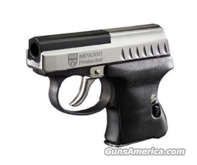 Masterpiece Arms MAP380S 380ACP Stainless New  Guns > Pistols > MasterPiece Arms Pistols > Protector
