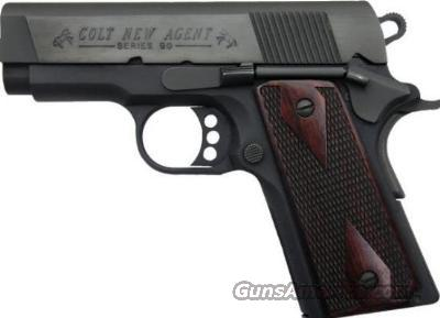 Colt New Agent 45ACP 07810D New in box  Guns > Pistols > Colt Automatic Pistols (1911 & Var)
