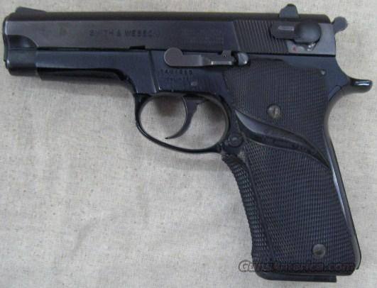 Smith & Wesson S&W 459 9mm Hi-Cap   Guns > Pistols > Smith & Wesson Pistols - Autos > Steel Frame