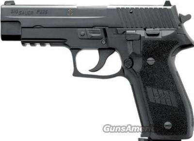 Sig P226 Navy 9mm E26R-9-NSWG New  Guns > Pistols > Sig - Sauer/Sigarms Pistols > P226