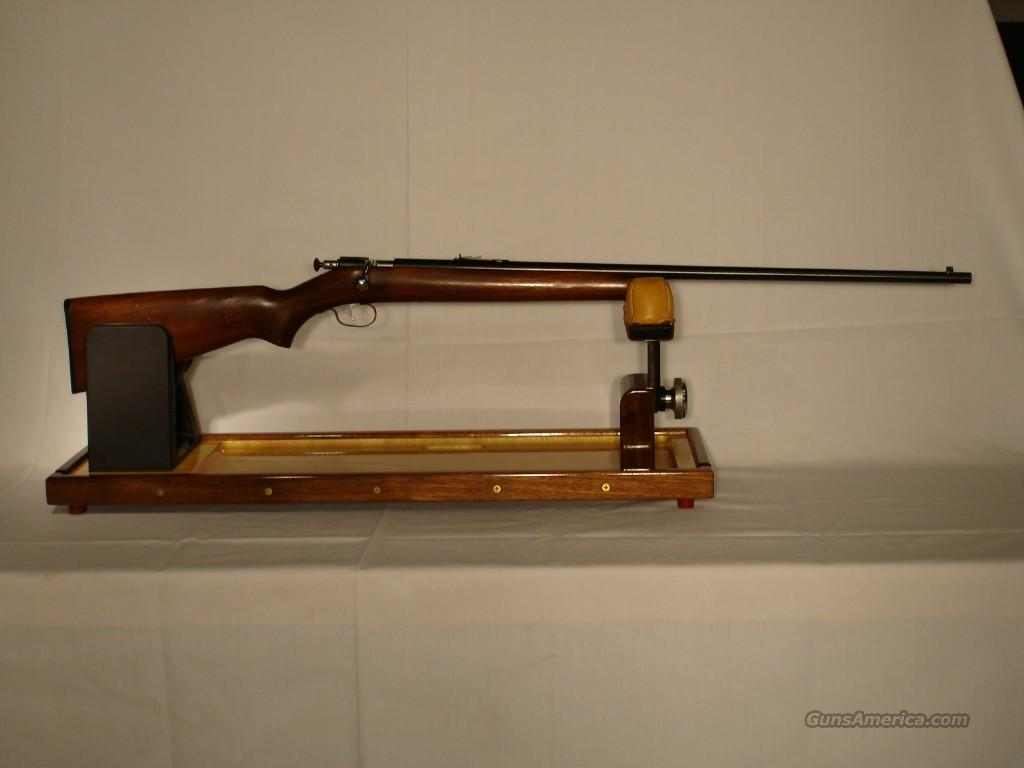 WINCHESTER Model 67-22  Guns > Rifles > Winchester Rifles - Modern Bolt/Auto/Single > Single Shot