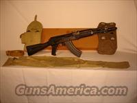 SAIGA / Kalashnikov - USA AK-103  Guns > Rifles > AK-47 Rifles (and copies) > Full Stock