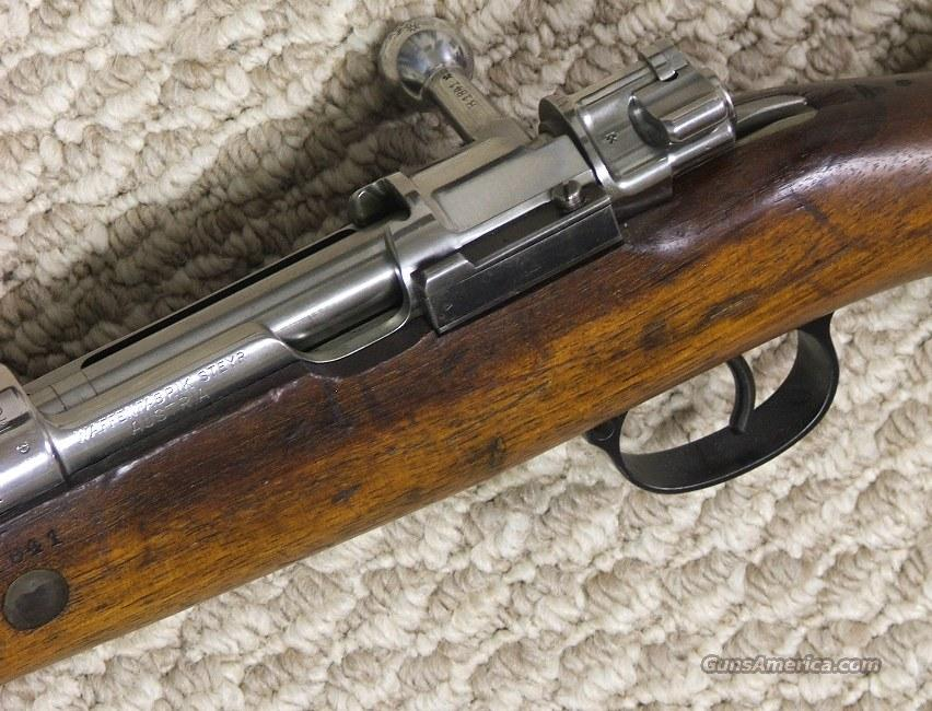 7mm Mauser Carbine – Billy Knight