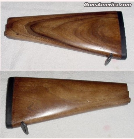 AR15  WOOD  A2 Buttstock  Non-Guns > Gun Parts - M16-AR15
