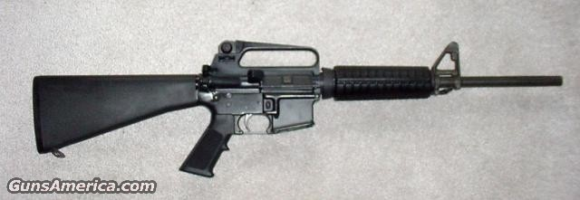 Colt AR-15  7.62X39mm  Guns > Rifles > Colt Military/Tactical Rifles