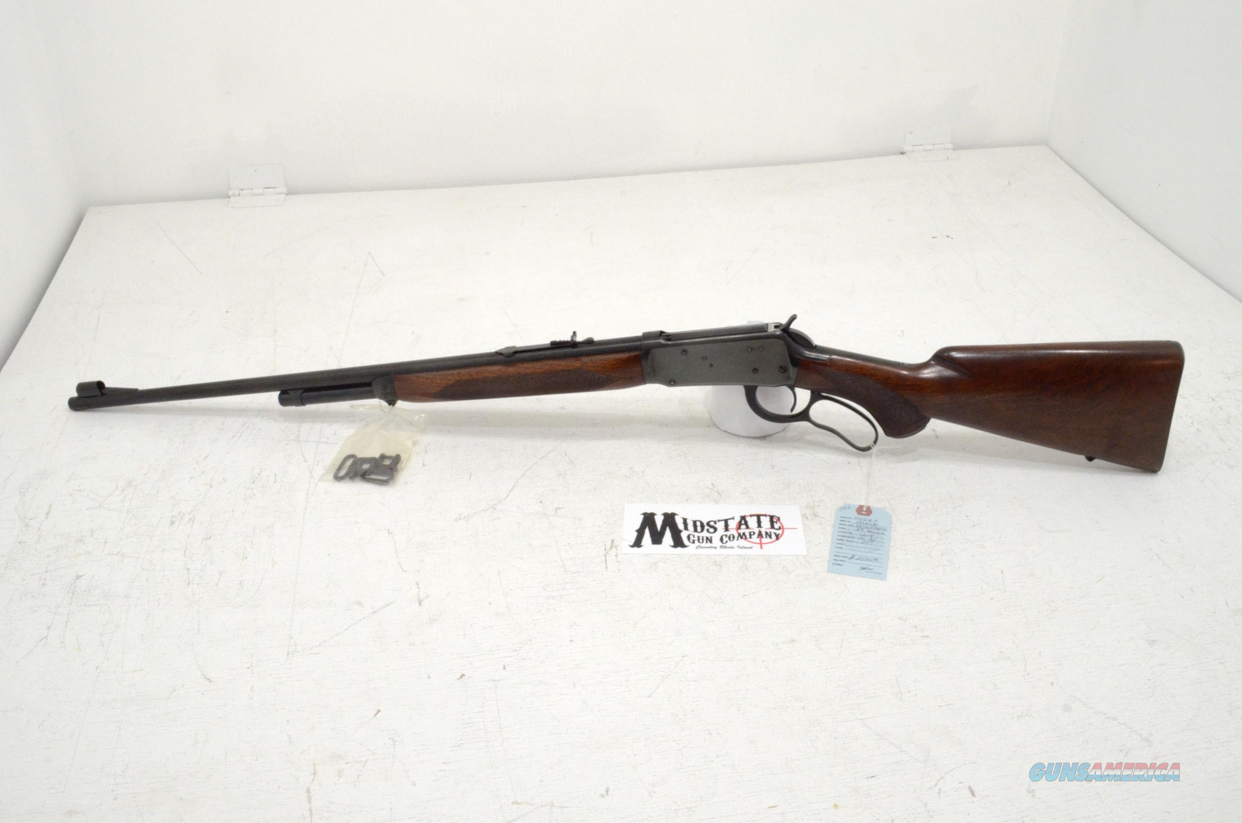 Winchester 64 Deluxe 30-30 Rifle  Guns > Rifles > Winchester Rifles - Modern Lever > Other Lever > Pre-64