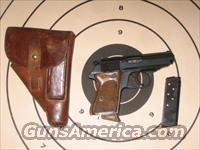 1935 Production WALTHER PPK 7.65mm  Guns > Pistols > Walther Pistols > Pre-1945 > PPK