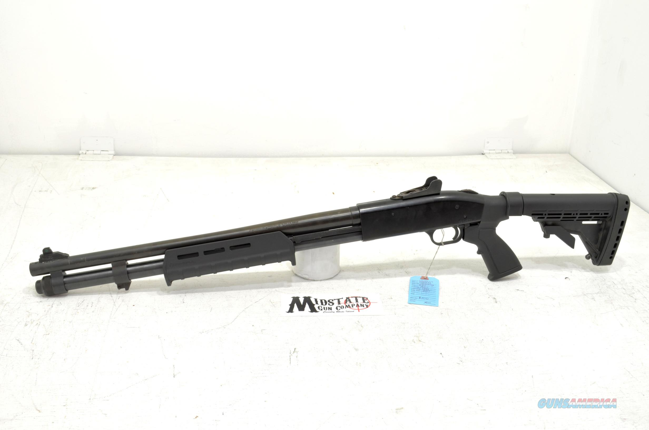 Mossberg 590 12ga Shotgun  Guns > Shotguns > Mossberg Shotguns > Pump > Tactical